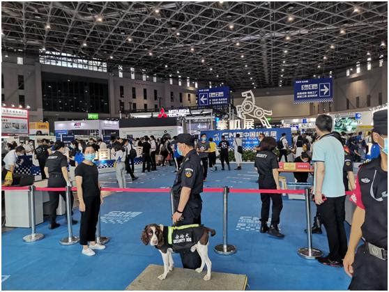 台群直播上海CME展会现场,一览强势阵容